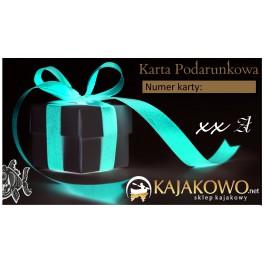 eKarta podarunkowa KAJAKOWO.net