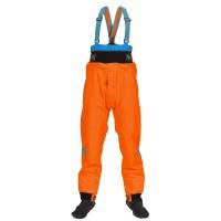 Spodnie Suche Storm Peak UK - Pomarańczowe z zamkiem X3