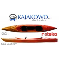 Kajak dwuosobowy EOLI 470 Roteko 2+1 Ecoline
